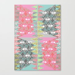 Zinging Canvas Print