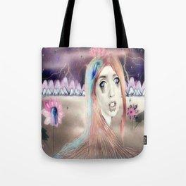 Portrait Landscaped #3 Tote Bag