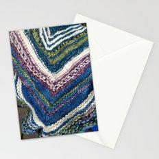 Waves of Knitting Shawl Stationery Cards