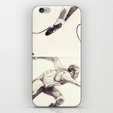 Oscar Pistorius iPhone & iPod Skin