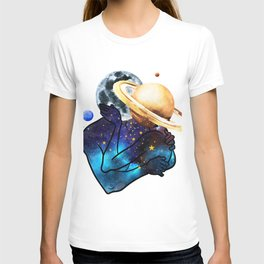 Planets love. T-shirt