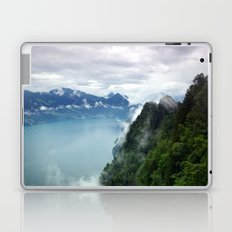 End of the Lake. Laptop & iPad Skin