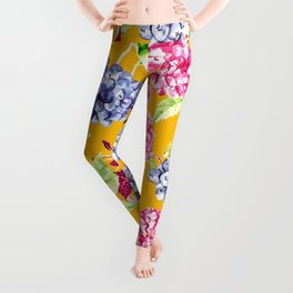 Fruits and Flowers Leggings