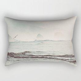 Great American Road Trip - Oregon Coast Rectangular Pillow