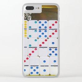 Karafuru Clear iPhone Case