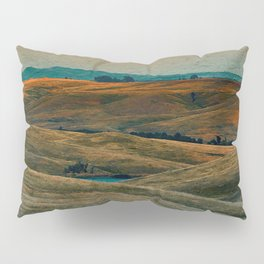 The Beauty of Nothing and Nowhere Pillow Sham