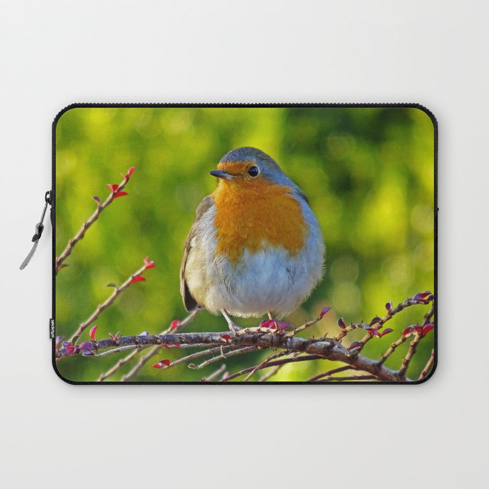Robin Redbreast Laptop Sleeve (LSV8331014) photo