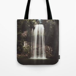 Tropical Waterhole Tote Bag