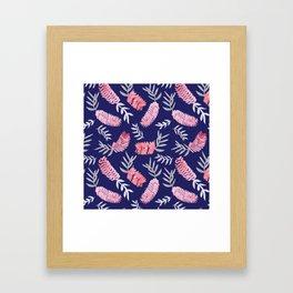 Australia Bottlebrush Framed Art Print