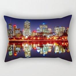 MONTREAL BLUES Rectangular Pillow
