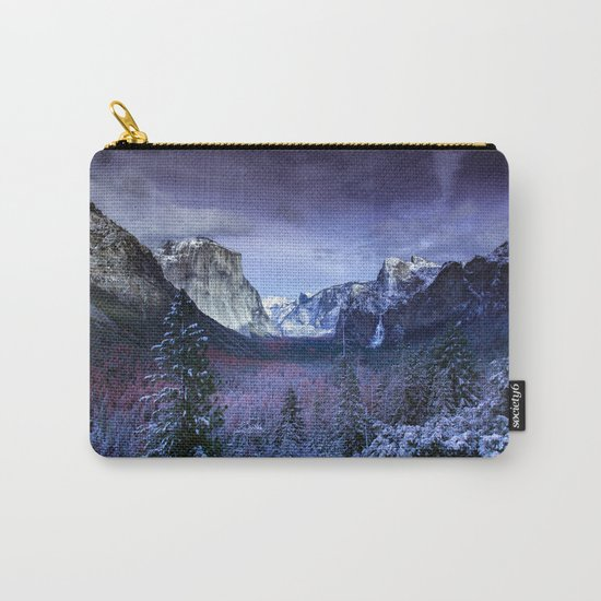 Yosemite National Park, USA Carry-All Pouch