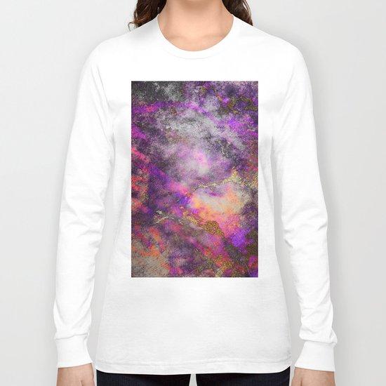 Purple wall Long Sleeve T-shirt