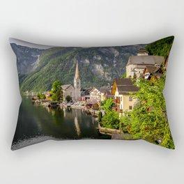 Hallstatt Rectangular Pillow