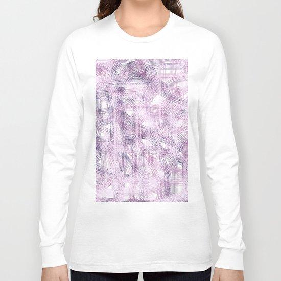 Abstract 376 Long Sleeve T-shirt