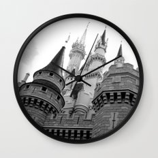 Disney Castle Wall Clock