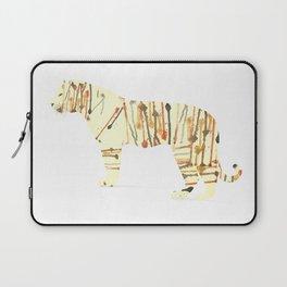 Watercolour Tiger Laptop Sleeve