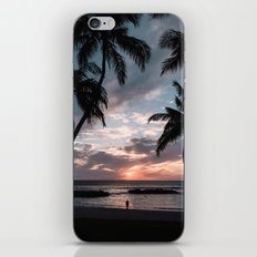 Sunset at Ko Olina iPhone & iPod Skin