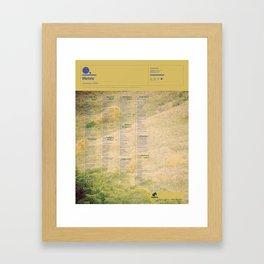 The Visual Mixtape 2010 | Fantasies | 16 / 25 Framed Art Print