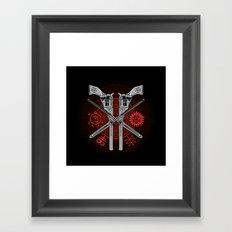 Perdition (Demon Hunter's Variant) Framed Art Print