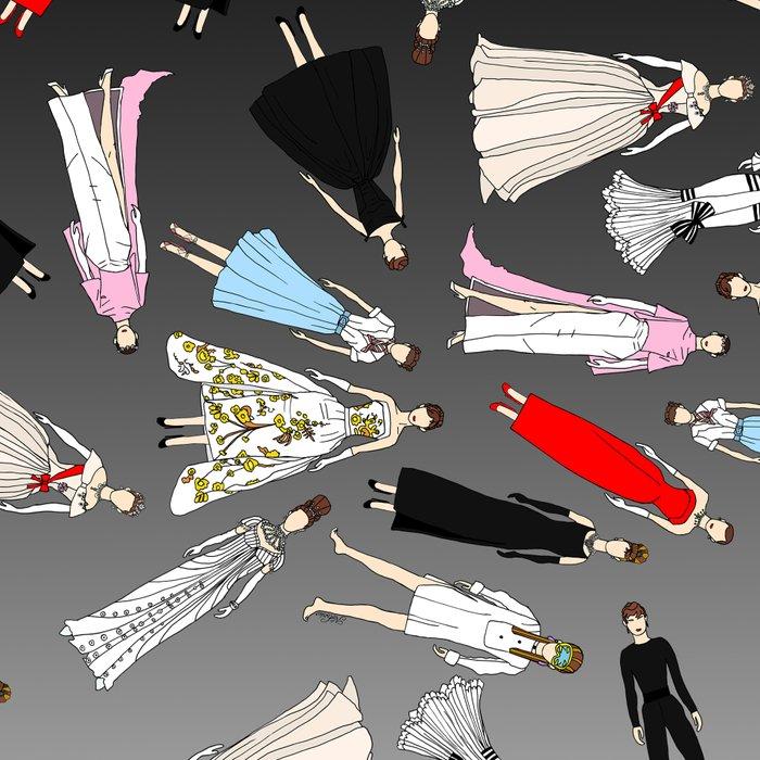 Outfits of Audrey Hepburn Fashion (White) Leggings
