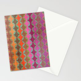 Colour Harmonies Stationery Cards