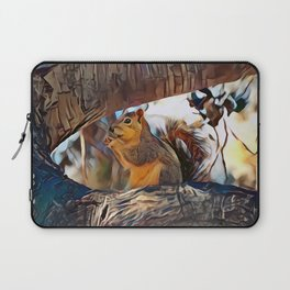 Tree top scoundrel Laptop Sleeve