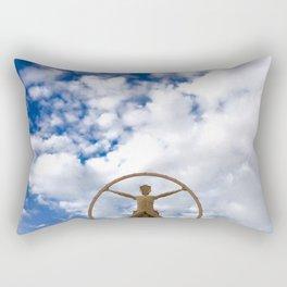 The Man Rectangular Pillow