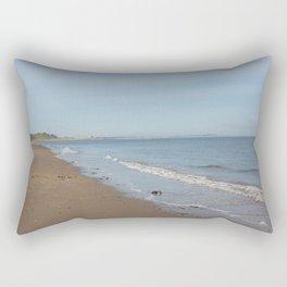 Broughty Ferry beach 4 Rectangular Pillow