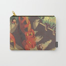 The Dragon's Castle Carry-All Pouch