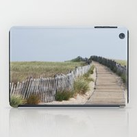 boardwalk empire iPad Cases featuring Boardwalk by Perri VanderClock Photography