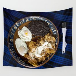 Chilaquiles Wall Tapestry