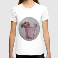 bonjour T-shirts featuring Bonjour by MadiS