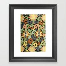 h Framed Art Print
