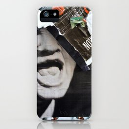 The Scream iPhone Case