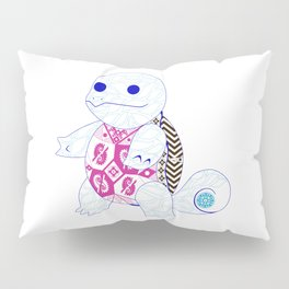 Squirtle Pillow Sham