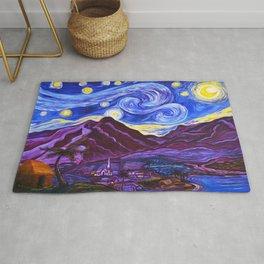 Maui Starry Night Rug