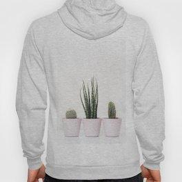 Trendy cactus plants Hoody