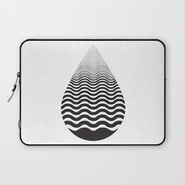 Water Drop Laptop Sleeve