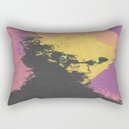 Portrait from Beyond 2 Rectangular Pillow
