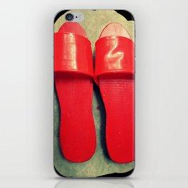 Clogs iPhone Skin