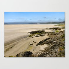 Luskentyre Beach Canvas Print