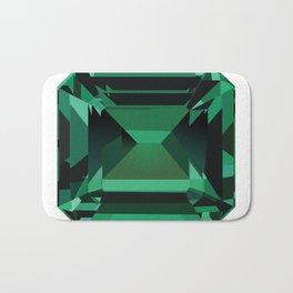 Emerald Gem Bath Mat