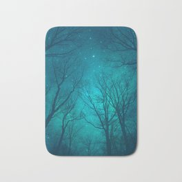 Only In the Darkness Bath Mat