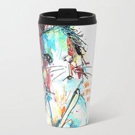 Bunny, James Bunny, 007 Travel Mug