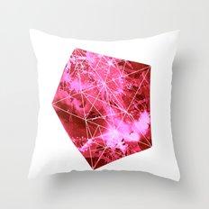 Querido Asteroide Throw Pillow
