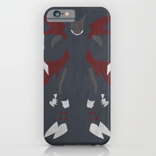 Cyberdramon iPhone & iPod Case