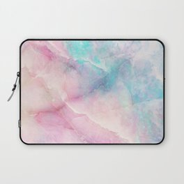 Iridescent marble Laptop Sleeve