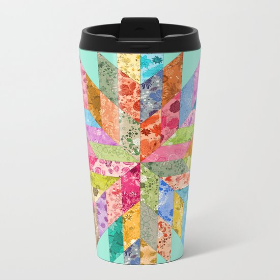 H2O Metal Travel Mug