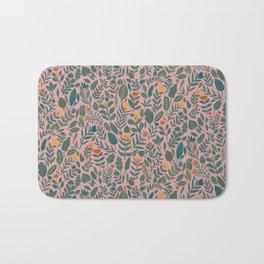 Blush Tiny Florals Bath Mat