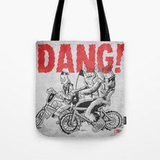 Dang! Tote Bag
